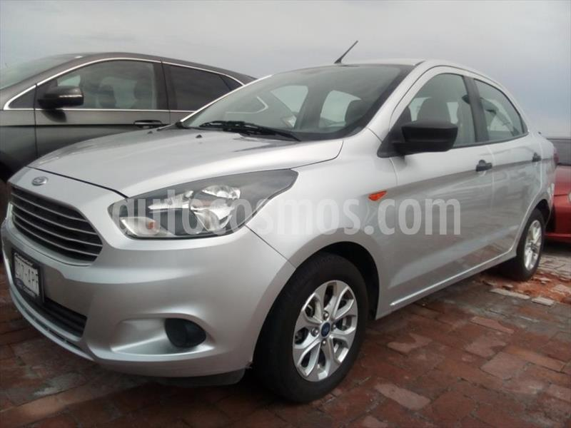Ford Figo Sedan Energy usado (2017) color Plata precio $139,900