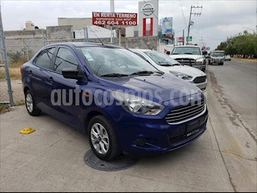Ford Figo Sedan Energy Aut usado (2016) color Azul Electrico precio $170,000