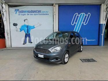 Ford Figo Sedan Version usado (2018) color Gris precio $85,000
