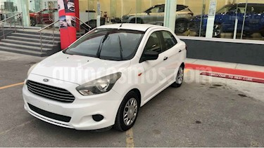 Ford Figo Sedan Impulse  usado (2016) color Blanco precio $155,000