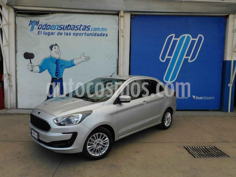 Ford Figo Sedan Energy usado (2019) color Plata precio $80,000