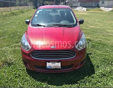 Ford Figo Sedan Impulse  usado (2016) color Rojo precio $129,000