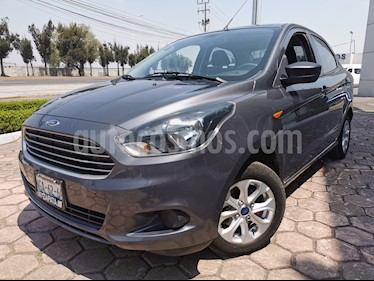 Ford Figo Sedan Energy usado (2018) color Gris Hierro precio $155,000