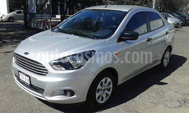 Ford Figo Sedan Energy usado (2018) color Plata precio $165,000