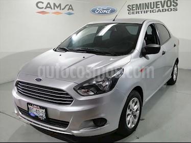 Ford Figo Sedan Energy usado (2017) color Gris precio $149,900