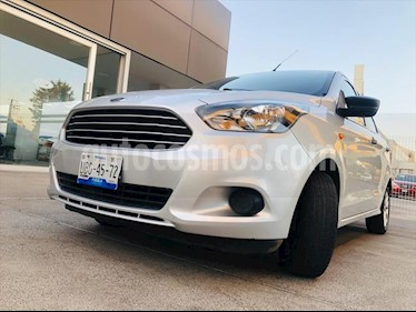 Ford Figo Sedan Energy usado (2018) color Plata precio $166,000
