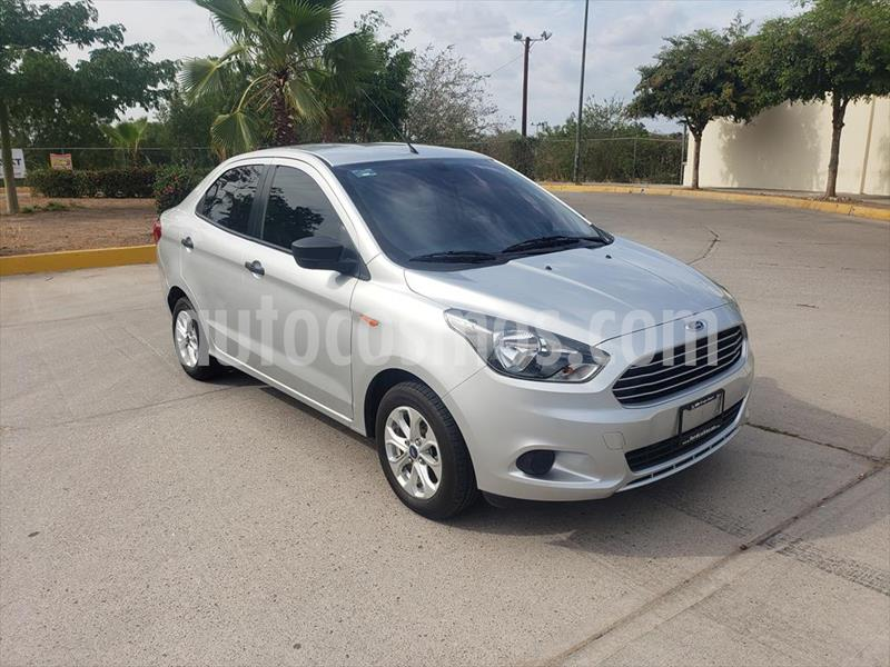 Ford Figo Sedan Energy usado (2018) color Blanco precio $158,000