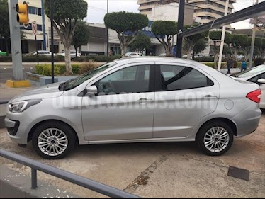 Ford Figo Sedan Energy usado (2019) color Plata precio $179,000