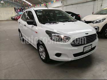 Ford Figo Sedan Energy usado (2017) color Blanco precio $150,000