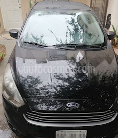 Ford Figo Sedan Energy Aut usado (2016) color Negro precio $172,000