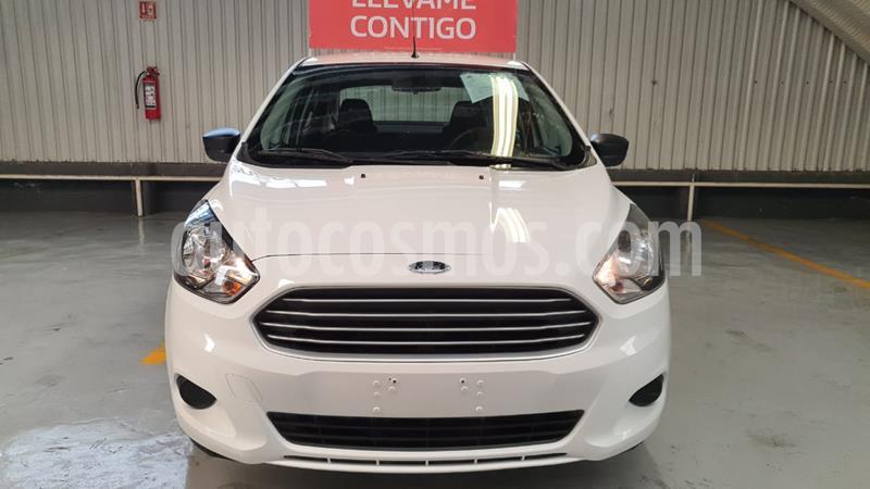 Ford Figo Sedan Impulse  usado (2017) color Blanco Oxford precio $149,000