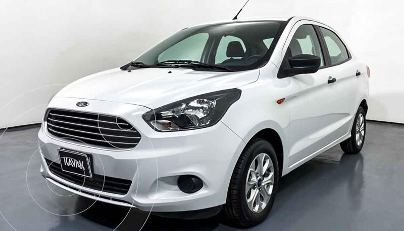 Ford Figo Sedan Energy usado (2018) color Blanco precio $169,999