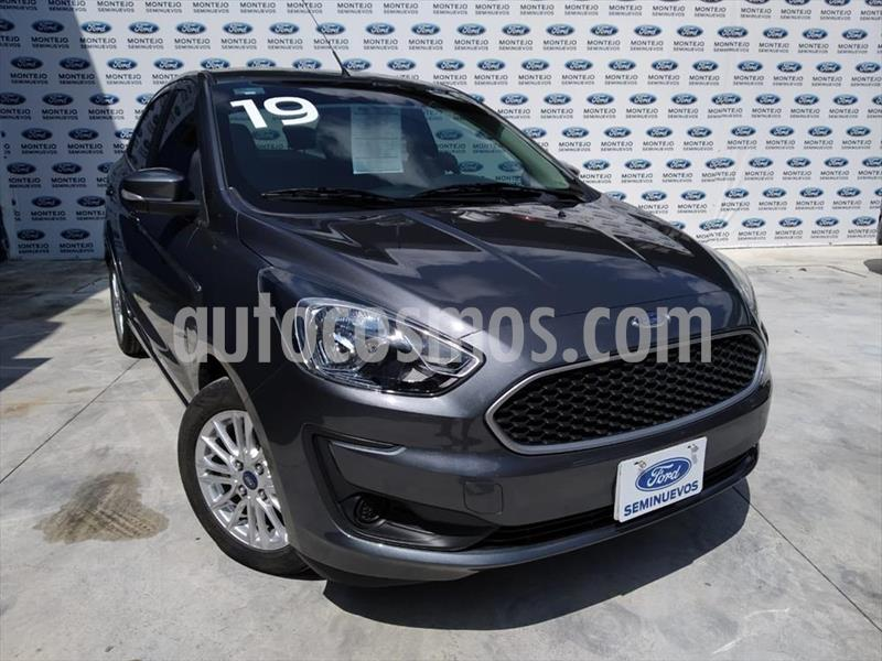 Ford Figo Sedan Energy usado (2019) color Gris precio $180,000