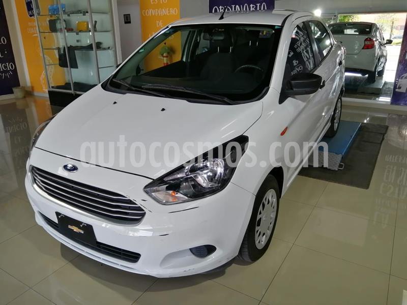 Ford Figo Sedan Impulse  usado (2018) color Blanco precio $173,000