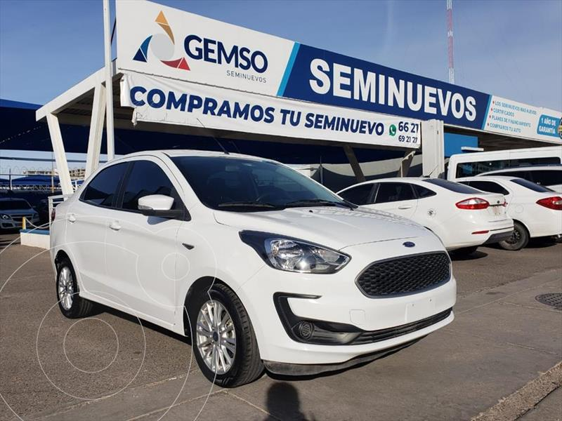 Foto Ford Figo Sedan Impulse A/A usado (2019) color Blanco precio $170,000