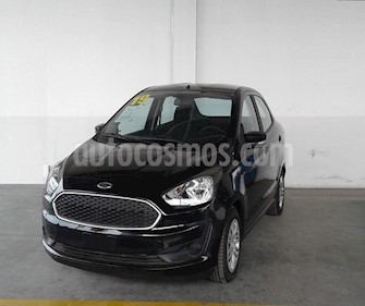 Ford Figo Sedan Impulse A/A usado (2019) color Negro precio $219,000