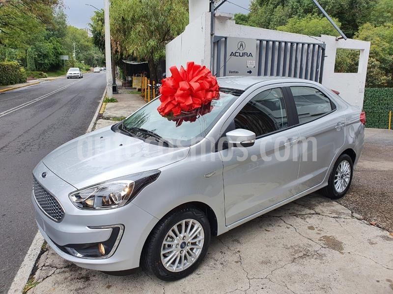 Ford Figo Sedan Titanium usado (2020) color Plata Dorado precio $288,000