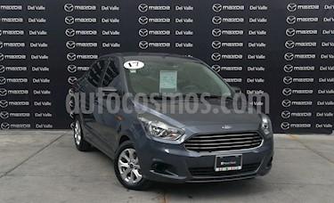 Ford Figo Sedan Titanium Aut usado (2017) color Gris Hierro precio $172,900