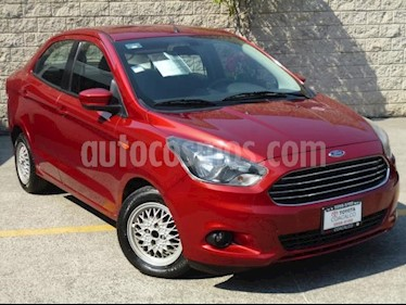 Ford Figo Sedan Energy usado (2017) color Rojo precio $175,000