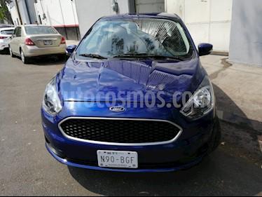 Ford Figo Sedan Energy usado (2019) color Azul precio $180,000