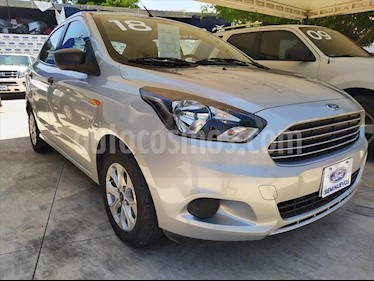 Ford Figo Sedan Energy usado (2018) color Gris precio $168,000