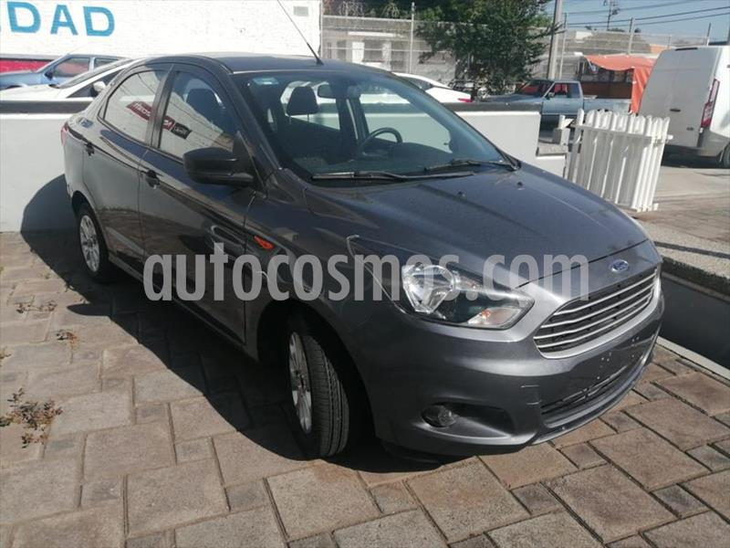 Ford Figo Sedan Energy usado (2018) color Gris precio $164,000
