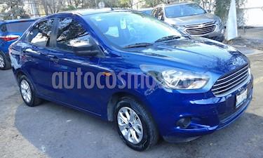 Ford Figo Sedan Energy usado (2018) color Azul precio $164,900