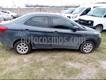 Ford Figo Sedan Titanium Aut usado (2018) color Gris Oscuro precio $170,000