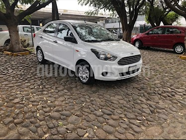 Ford Figo Sedan Impulse  usado (2017) color Blanco precio $160,000
