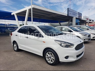 Ford Figo Sedan Energy usado (2017) color Blanco precio $145,000