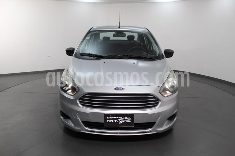Ford Figo Sedan Impulse  usado (2016) color Plata Estelar precio $119,000
