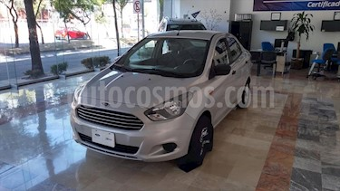 Ford Figo Sedan ENERGY L4/1.5 MAN usado (2016) color Plata precio $145,000