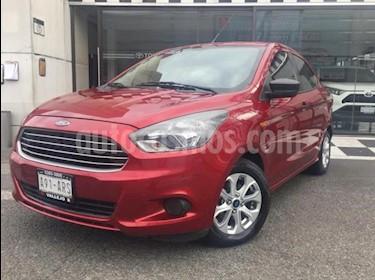 Ford Figo Sedan Energy Aut usado (2017) color Rojo precio $148,000