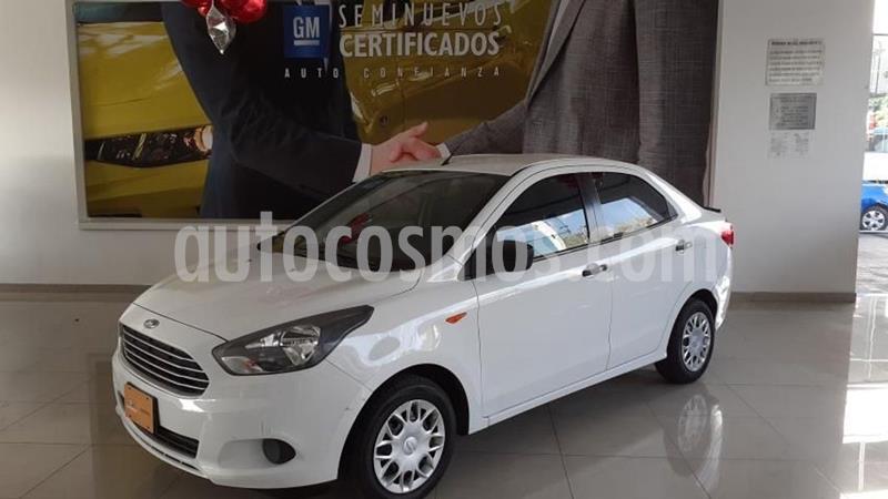 Ford Figo Sedan Energy usado (2017) color Blanco precio $140,900