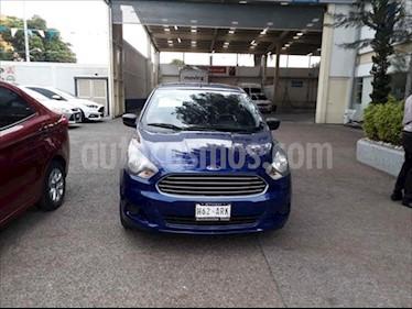 foto Ford Figo Sedán Energy usado (2017) color Azul Claro precio $180,000