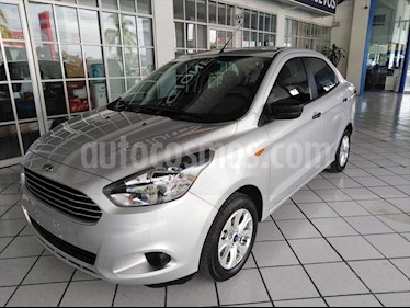 Ford Figo Sedan Energy usado (2018) color Plata precio $178,000