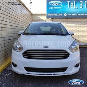Ford Figo Sedan Titanium Aut usado (2017) color Blanco precio $179,000