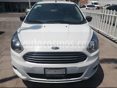 Ford Figo Sedan Energy usado (2018) color Blanco precio $170,000
