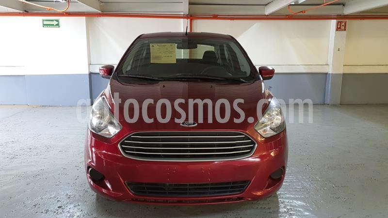 Ford Figo Sedan Energy usado (2017) color Rojo Rubi precio $175,000
