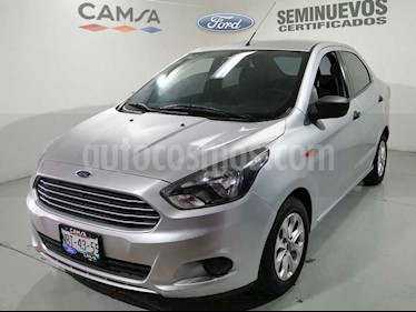 Ford Figo Sedan Energy usado (2017) color Gris precio $149,900