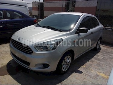 Ford Figo Sedan Energy usado (2018) color Plata precio $168,000
