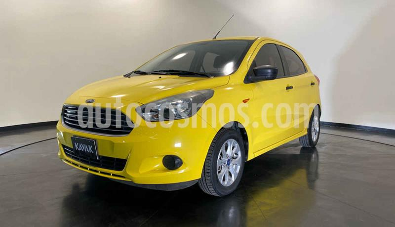 Ford Figo Sedan Energy Aut usado (2016) color Amarillo precio $142,999