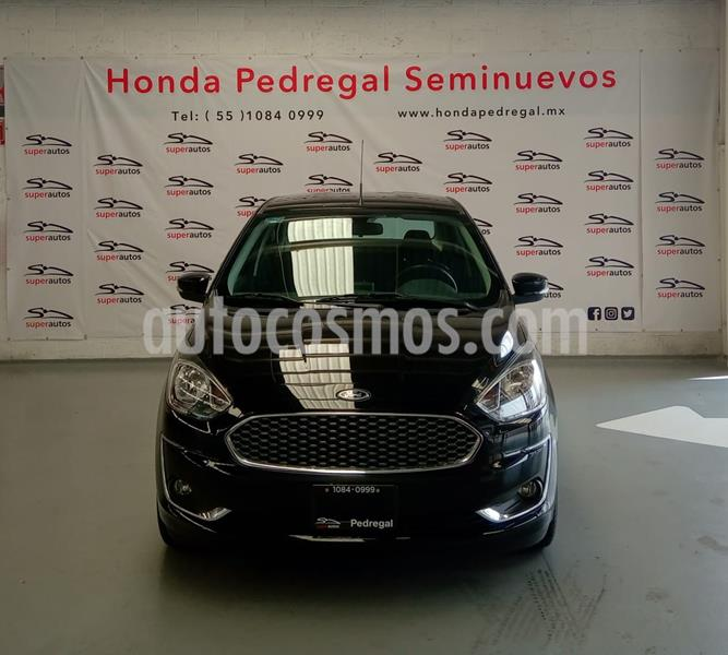 Ford Figo Sedan Titanium usado (2020) color Negro precio $278,000
