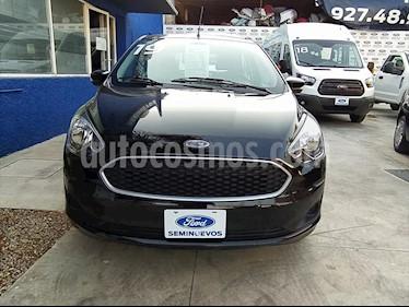 Foto Ford Figo Sedan Impulse Aut A/A usado (2019) color Negro precio $223,000