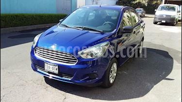 Ford Figo Sedan Energy usado (2016) color Azul precio $128,000