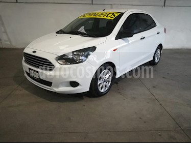 Ford Figo Sedan Energy usado (2017) color Blanco Oxford precio $162,300