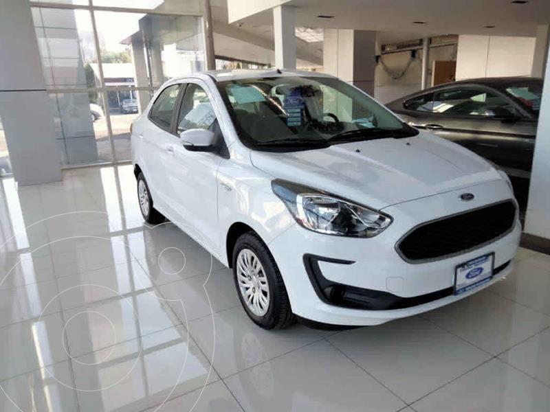 Foto Ford Figo Sedan Impulse  usado (2020) color Blanco precio $238,300