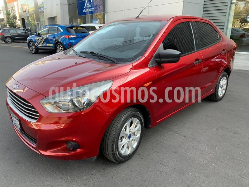 Ford Figo Sedan Energy usado (2018) color Rojo precio $160,000