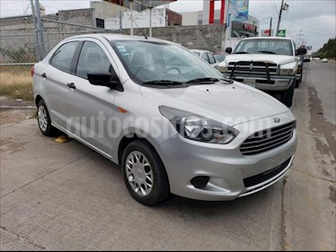 Ford Figo Sedan Impulse  usado (2016) color Plata precio $165,000