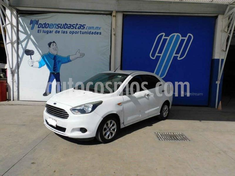 Ford Figo Sedan Energy Aut usado (2016) color Blanco precio $55,000
